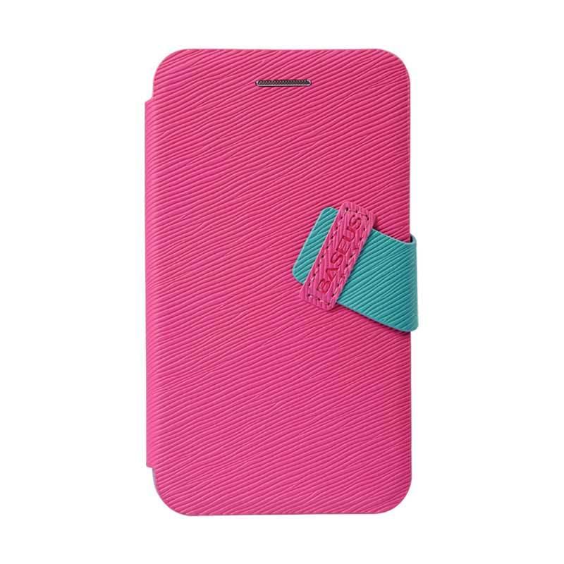 Baseus Faith Leather Case for Blackberry Q5 Rose
