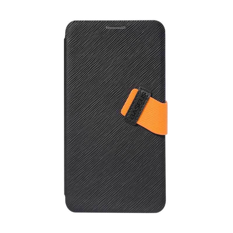 Baseus Faith Leather Case for LG G2 Black