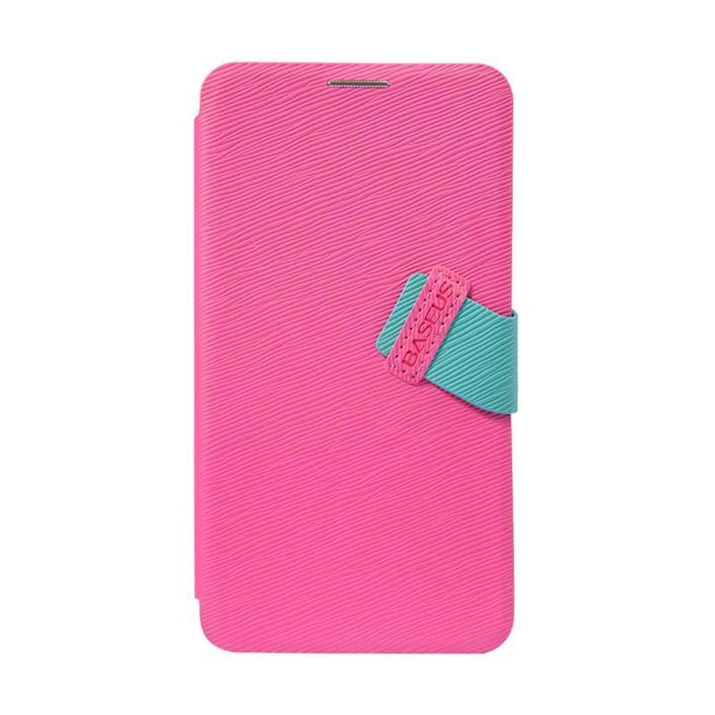 Baseus Faith Leather Case for LG G2 Rose