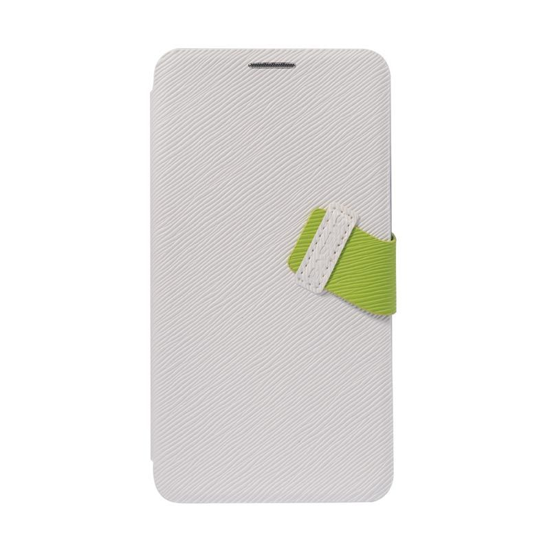 Baseus Faith Leather Case for LG G2 White