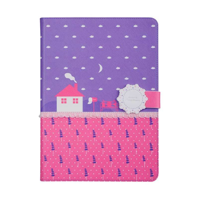 Baseus Flower Case for iPad Air Lavender