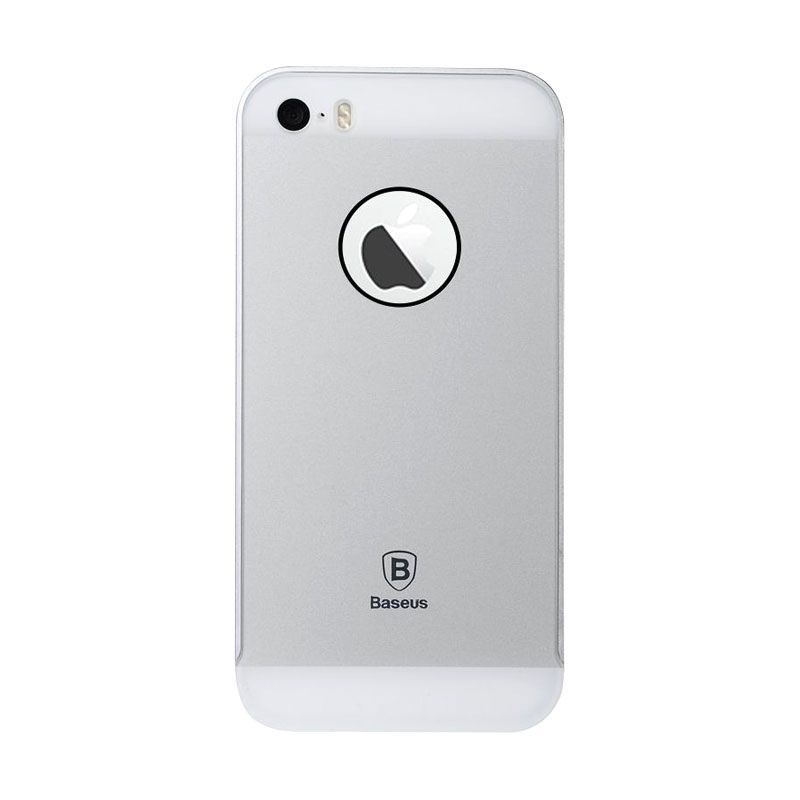 Baseus Frame Colourful for iPhone 5/5s Silver