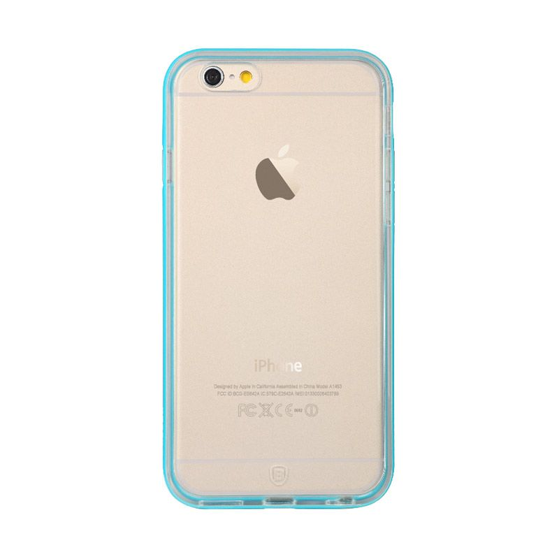 Baseus Fresh Case for iPhone 6 Plus Biru