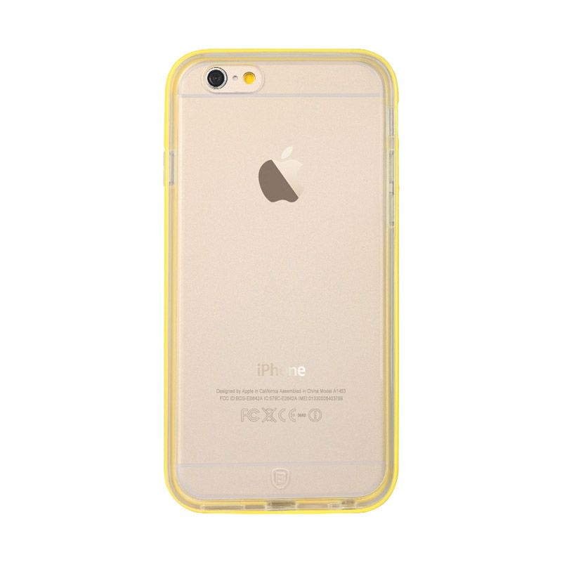 Baseus Fresh Case for iPhone 6 Plus Kuning
