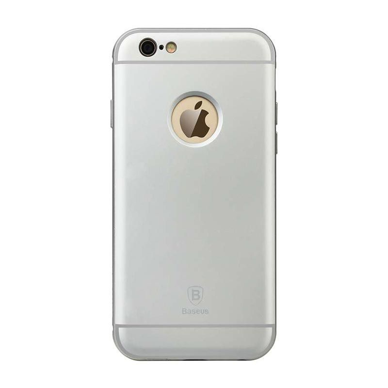 Baseus Fusion Classic Silver Casing for iPhone 6 Plus