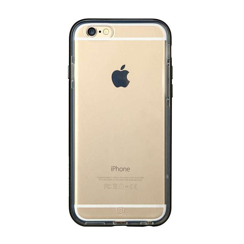 Baseus Fusion Plus Black Casing For iPhone 6 Plus