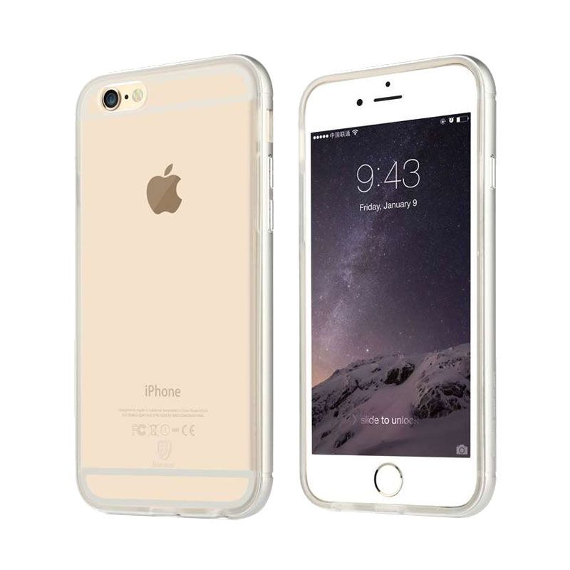 Baseus Golden Series Transparent Casing for iPhone 6 or 6s