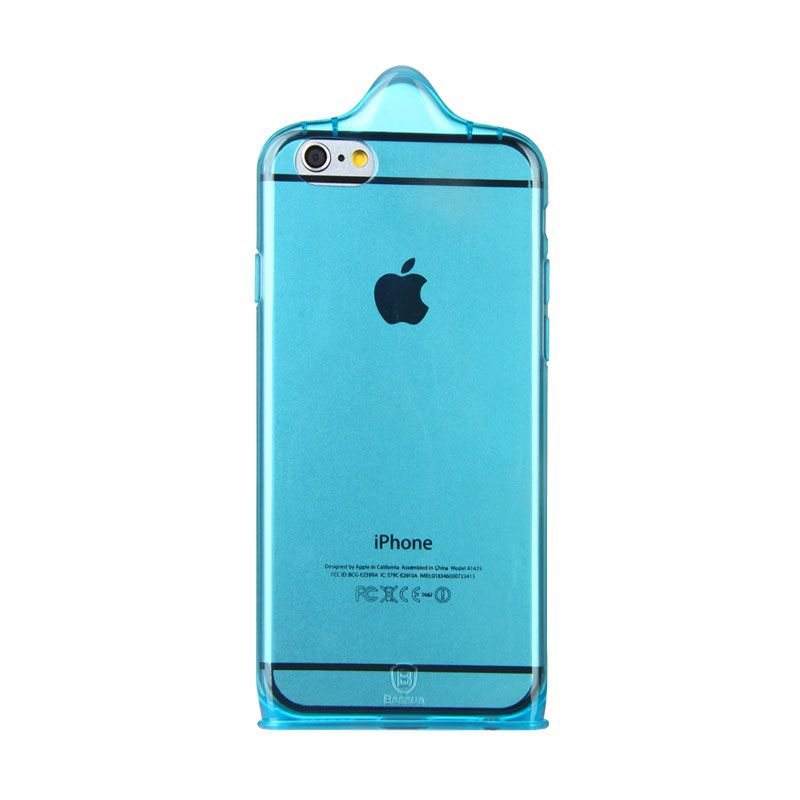 Baseus Icondom Case for iPhone 6 Plus Blue