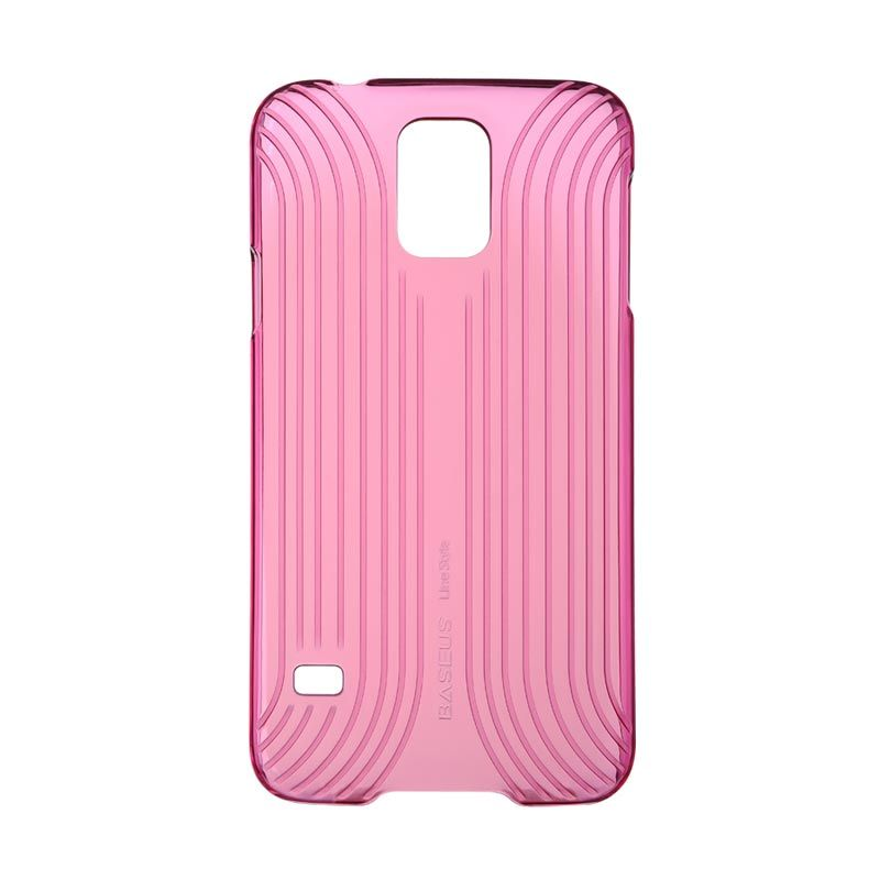 Baseus Line Style Case For Samsung Galaxy S5 Red