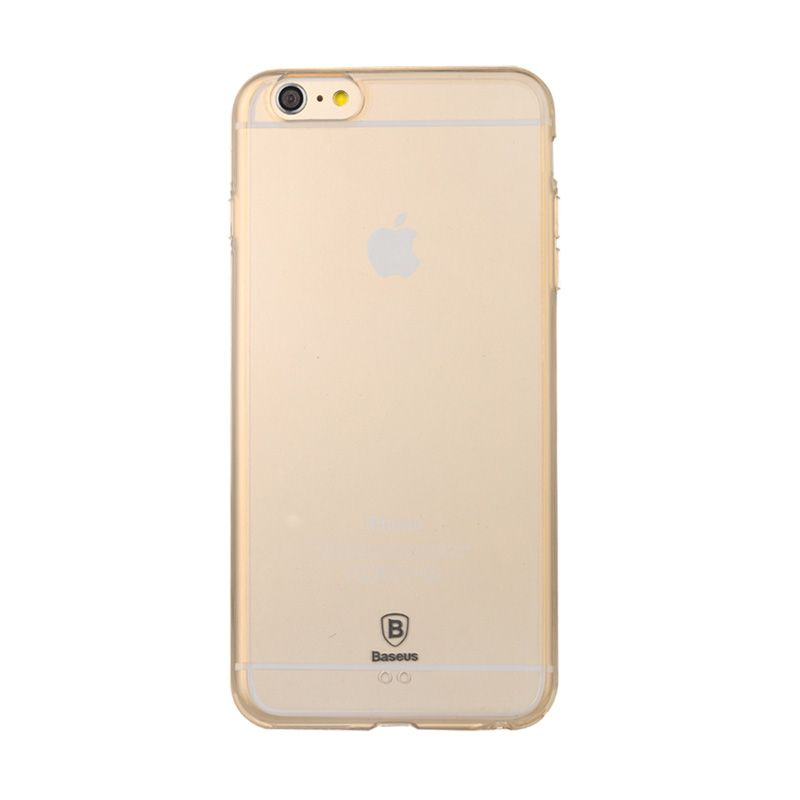Baseus Lustre Case for iPhone 6 Plus Gold