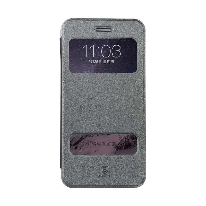 Baseus Mile Series Case iPhone 6 Plus Hitam