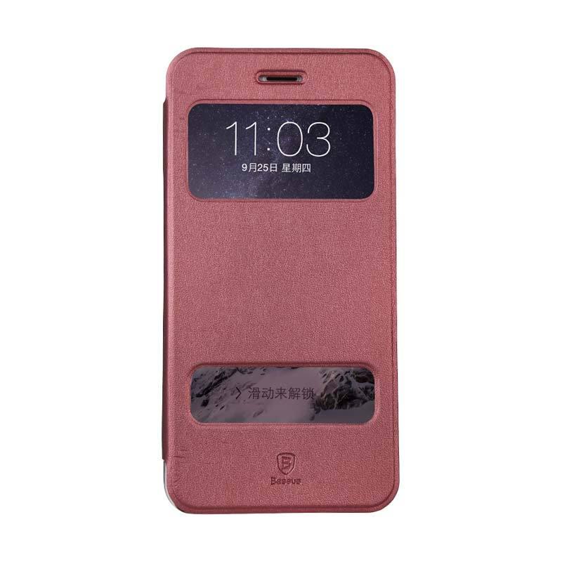 Baseus Mile Series Case iPhone 6 Plus Dark Red