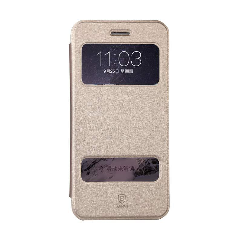 Baseus Mile Series Case iPhone 6 Plus Gold