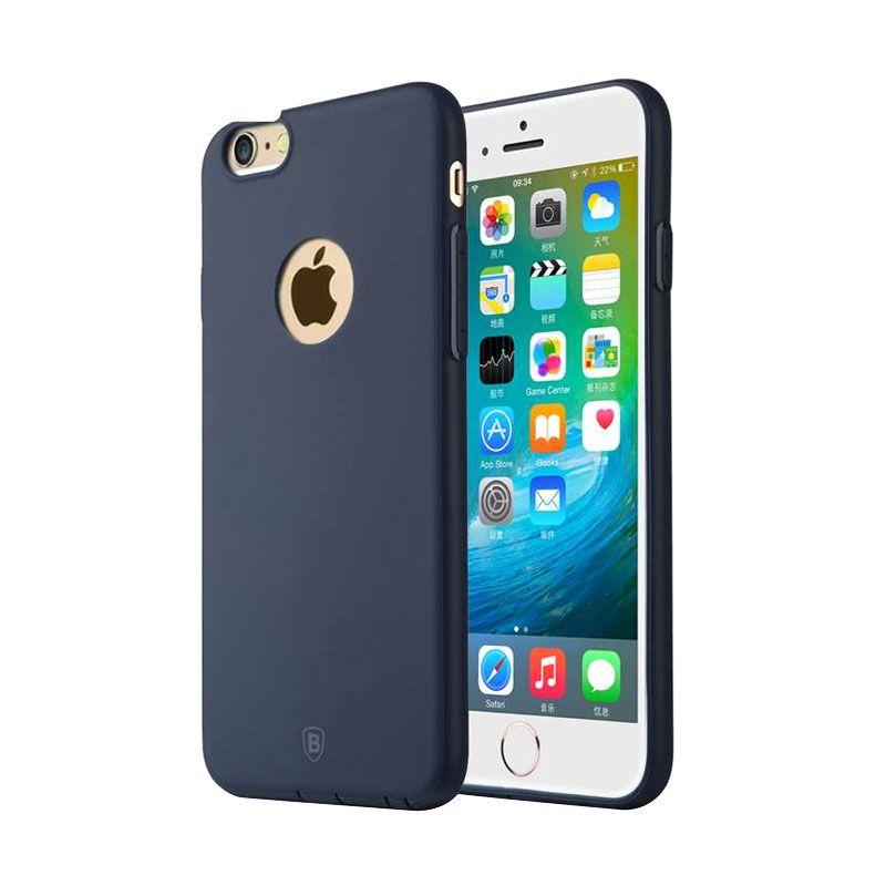 Baseus Mousse Sapphire Casing for iPhone 6 Plus or 6S Plus