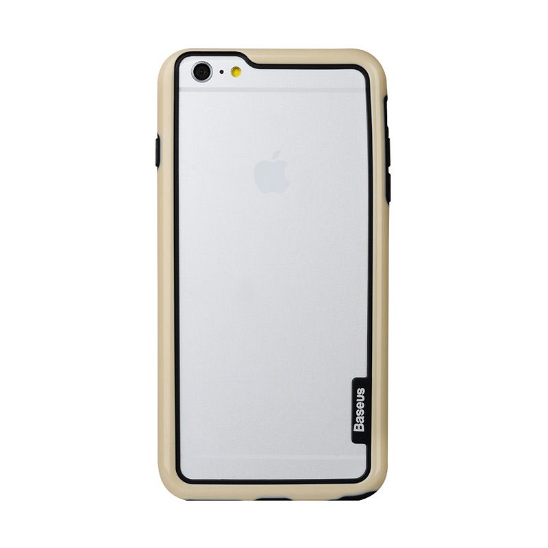 Baseus Pierre Bumper for iPhone 6 Plus Gold