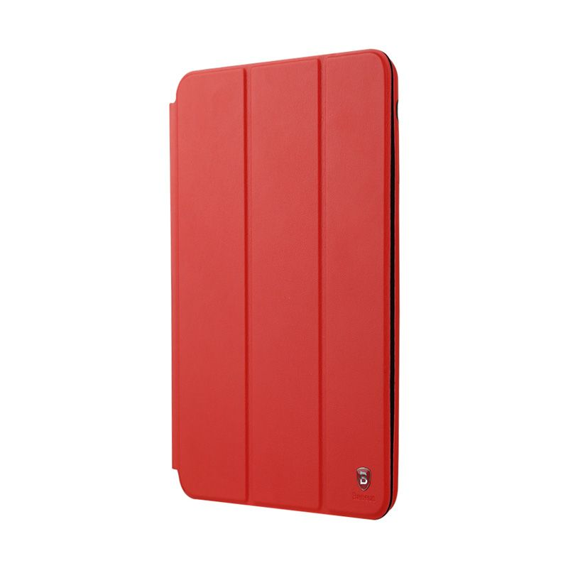 Baseus Primary Color Case for iPad Air 2 Red Casing