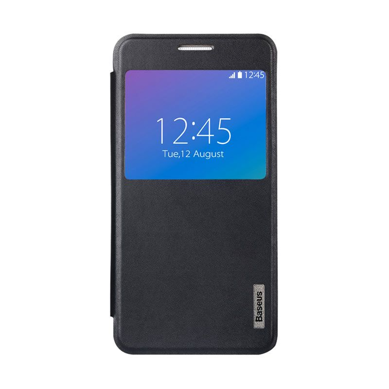 Baseus Primary Color Case Samsung Galaxy Alpha Hitam
