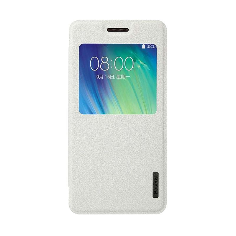 Baseus Primary Color White Casing for Samsung Galaxy A5