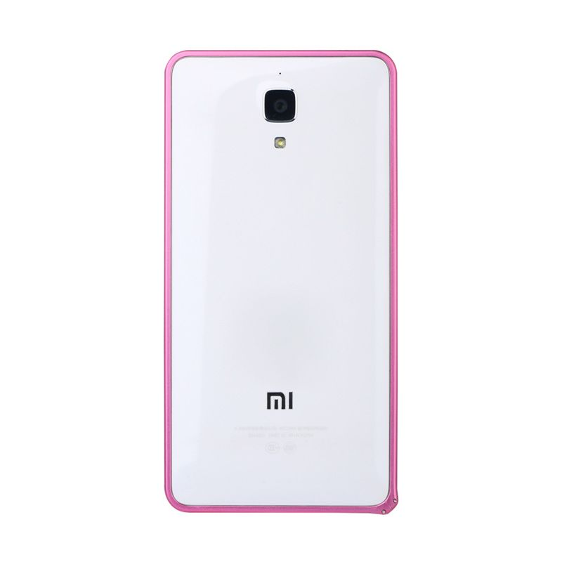Baseus Shine Light Bumper Mi 4 Pink