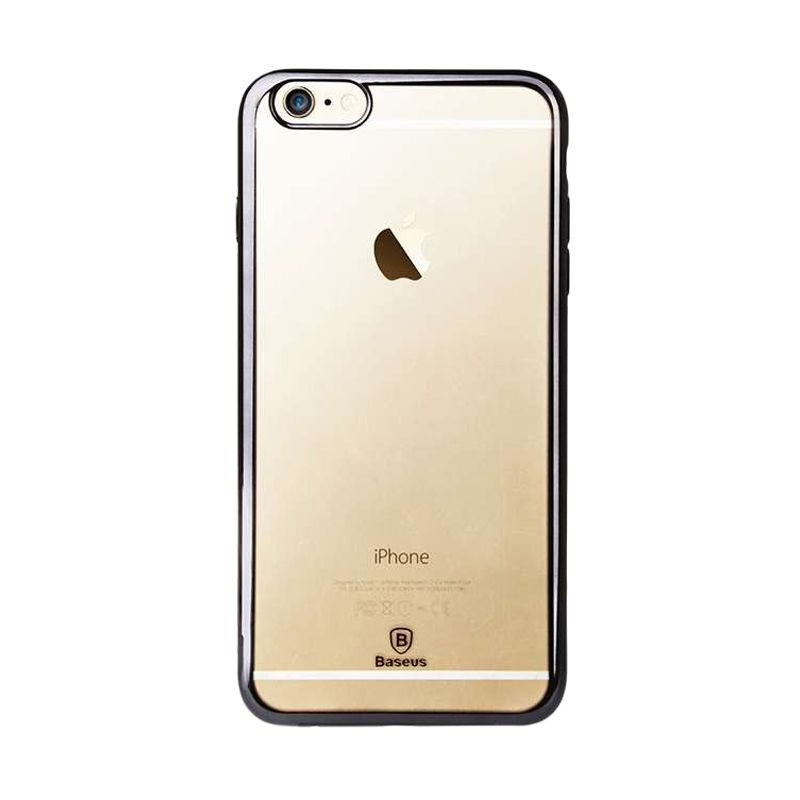 Baseus Shining Black Casing for iPhone 6 Plus