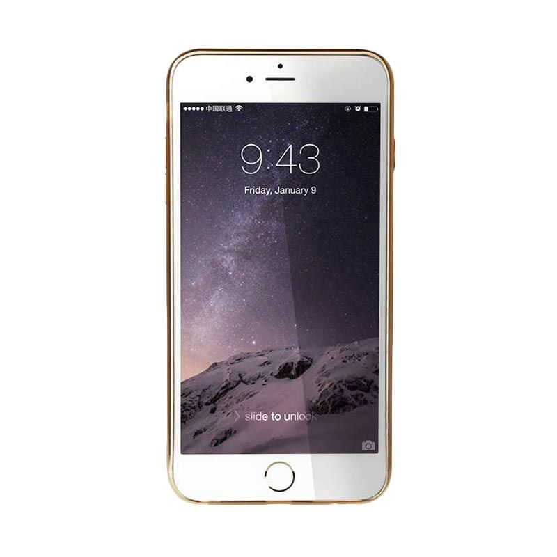 Baseus Shining Gold Casing for iPhone 6 Plus