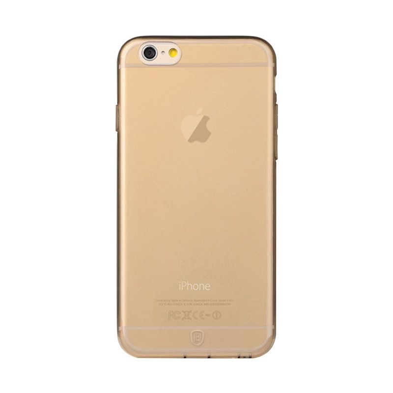 Baseus Simple Case for iPhone 6 Plus Golden