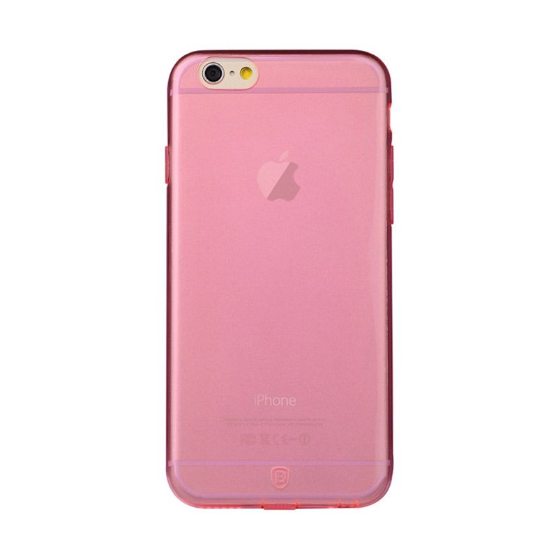 Baseus Simple Case for iPhone 6 Plus Pink
