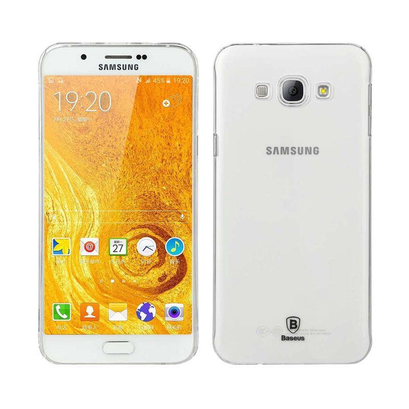 Baseus Sky Clear Case Casing for Samsung Galaxy A8