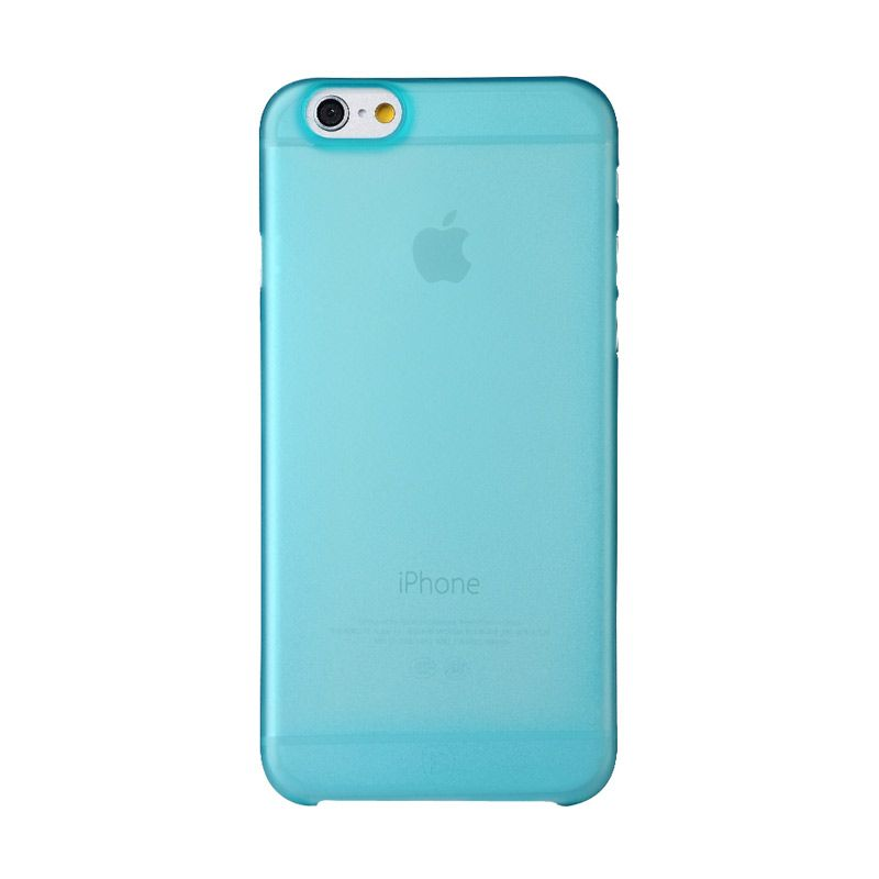 Baseus Slim Case for iPhone 6 Plus Biru