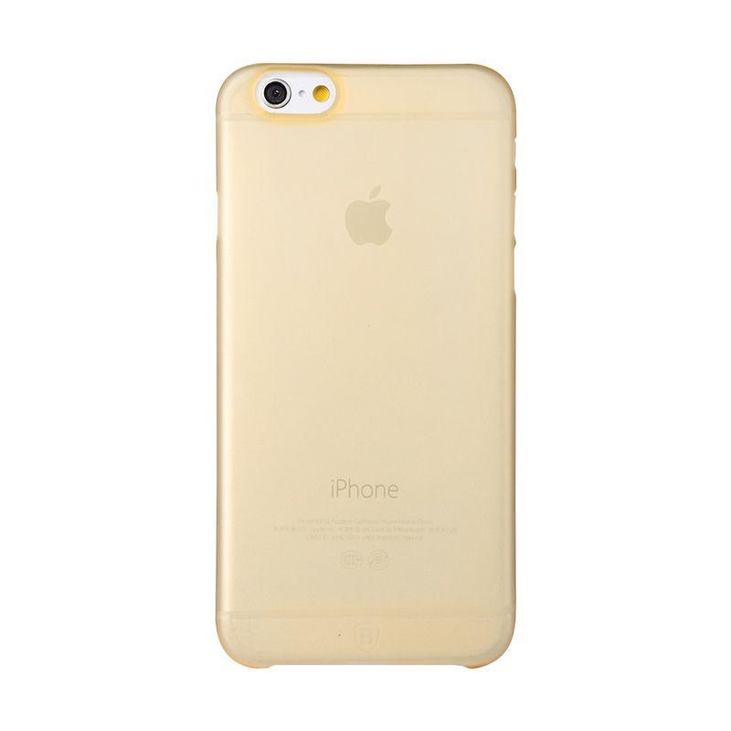 Baseus Slim Case for iPhone 6 Plus Golden