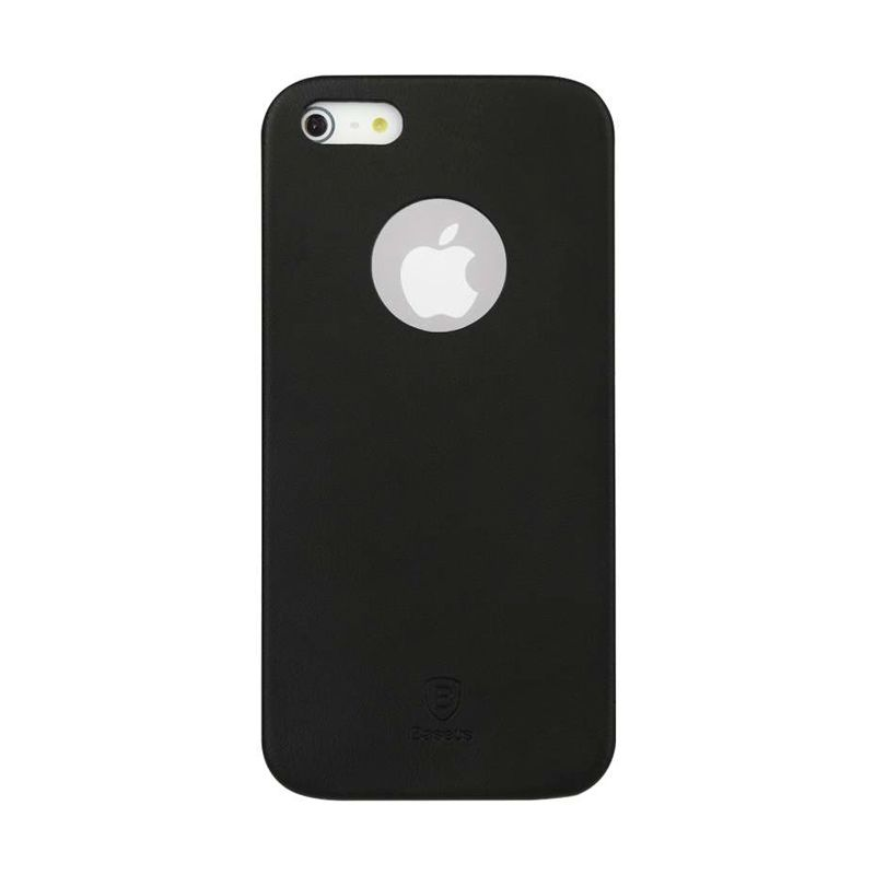 Baseus Thin Black Casing for iPhone 5 or 5s