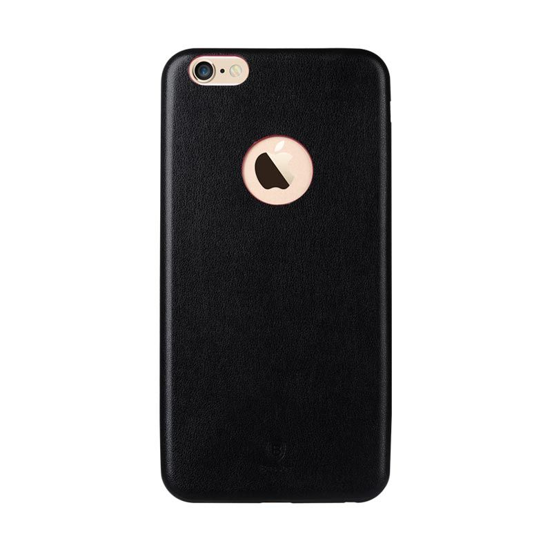 Baseus Thin Case for iPhone 6 Plus Hitam