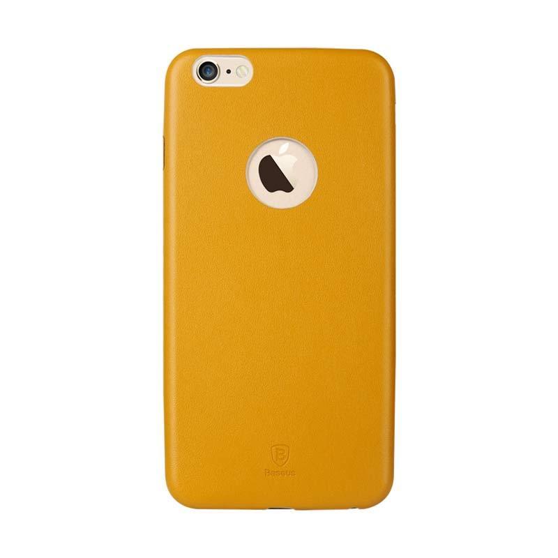 Baseus Thin Case for iPhone 6 Plus Kuning