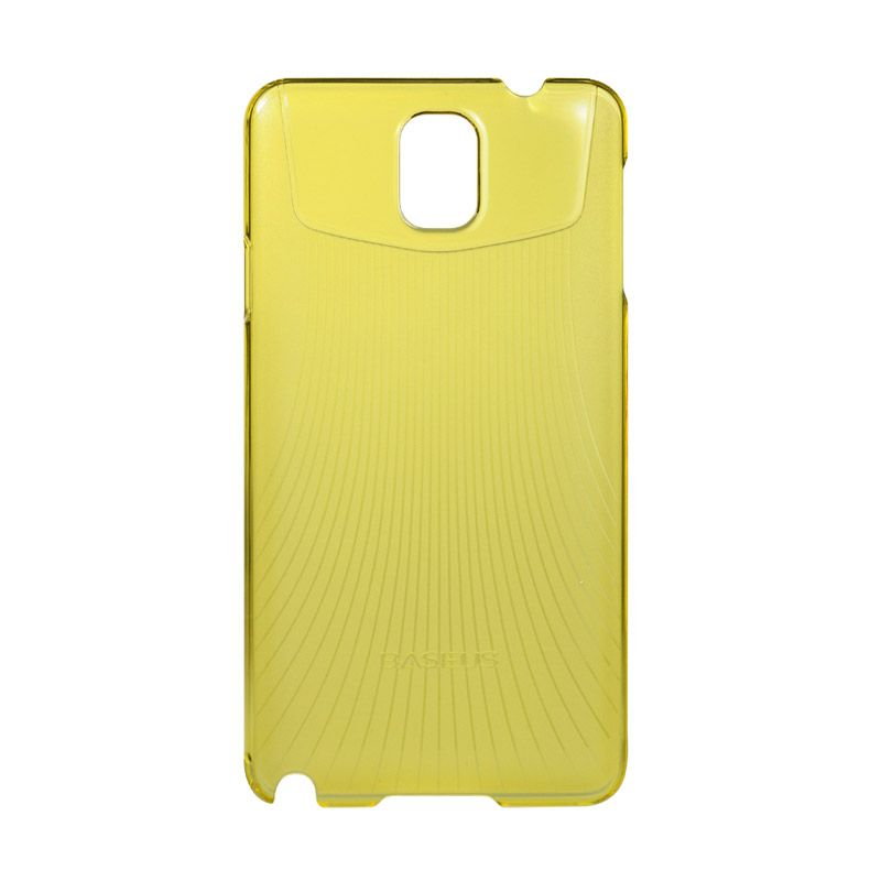 Baseus Ultrathin case for Samsung Galaxy Note 3 Yellow