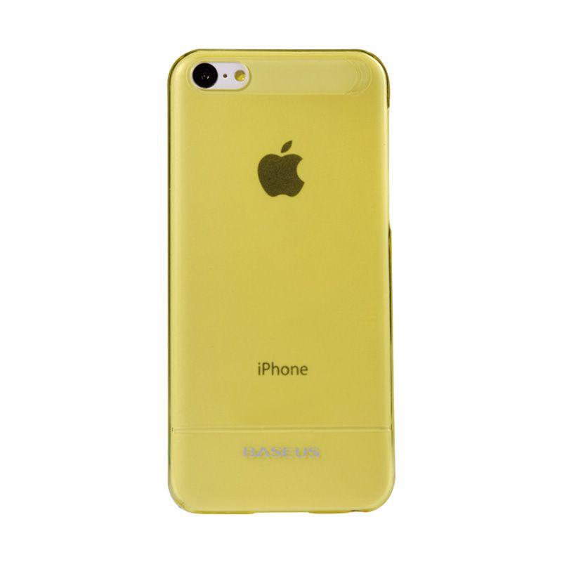 Baseus Ultrathin Case iPhone 5C Yellow