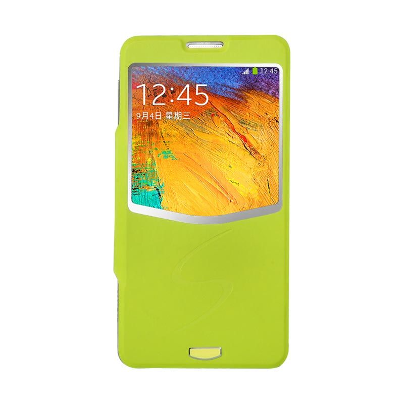 Baseus Ultrathin Folder Cover for Samsung Galaxy Note 3 Green