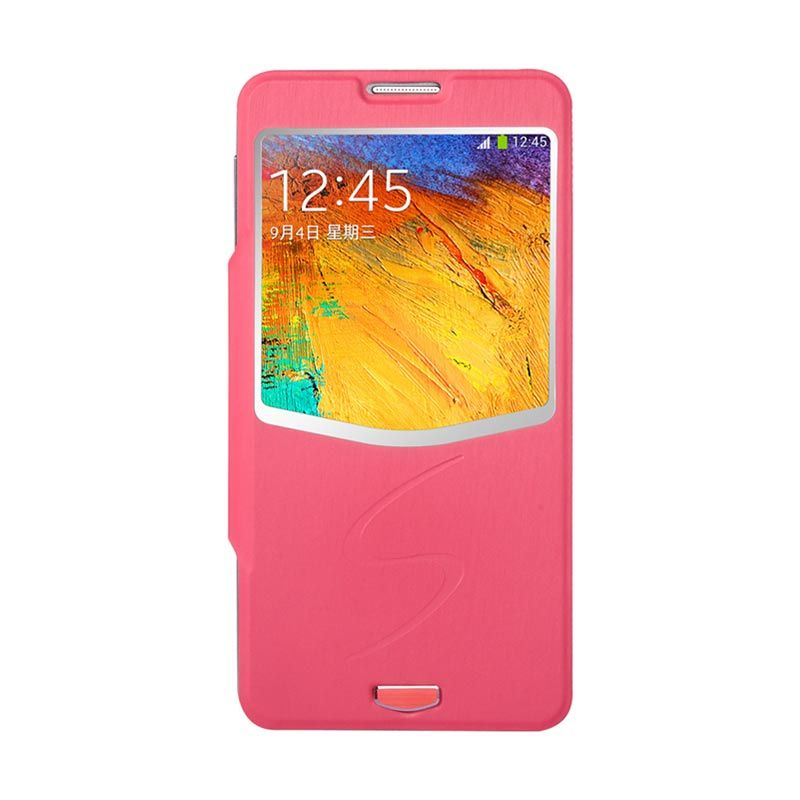 Baseus Ultrathin Folder Cover for Samsung Galaxy Note 3 Rose