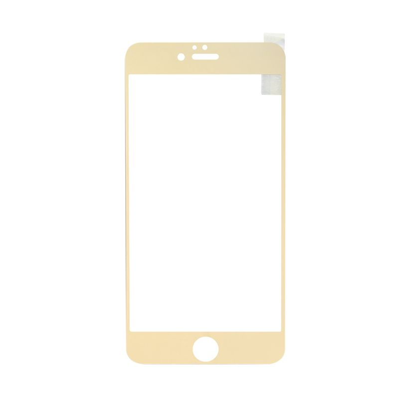 Baseus Ultrathin Tempered Full Cover Glass 0.3mm For iPhone 6 Plus Gold