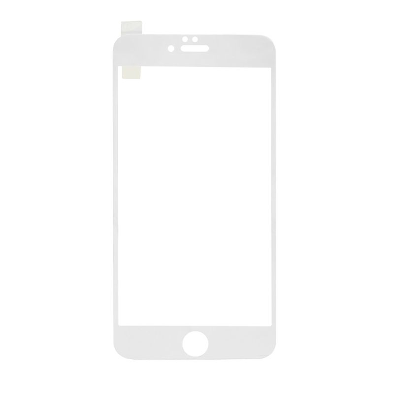 Baseus Ultrathin Tempered Full Cover Glass 0.3mm For iPhone 6 Silver
