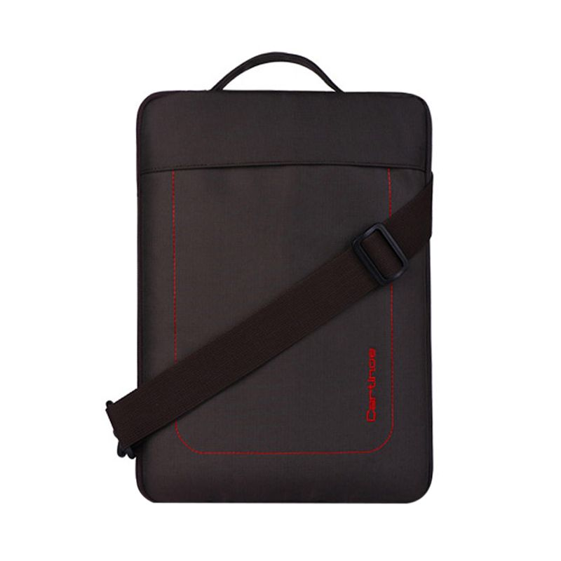 Cartinoe Exceed Brown Tas Laptop [11-13.3 Inch]