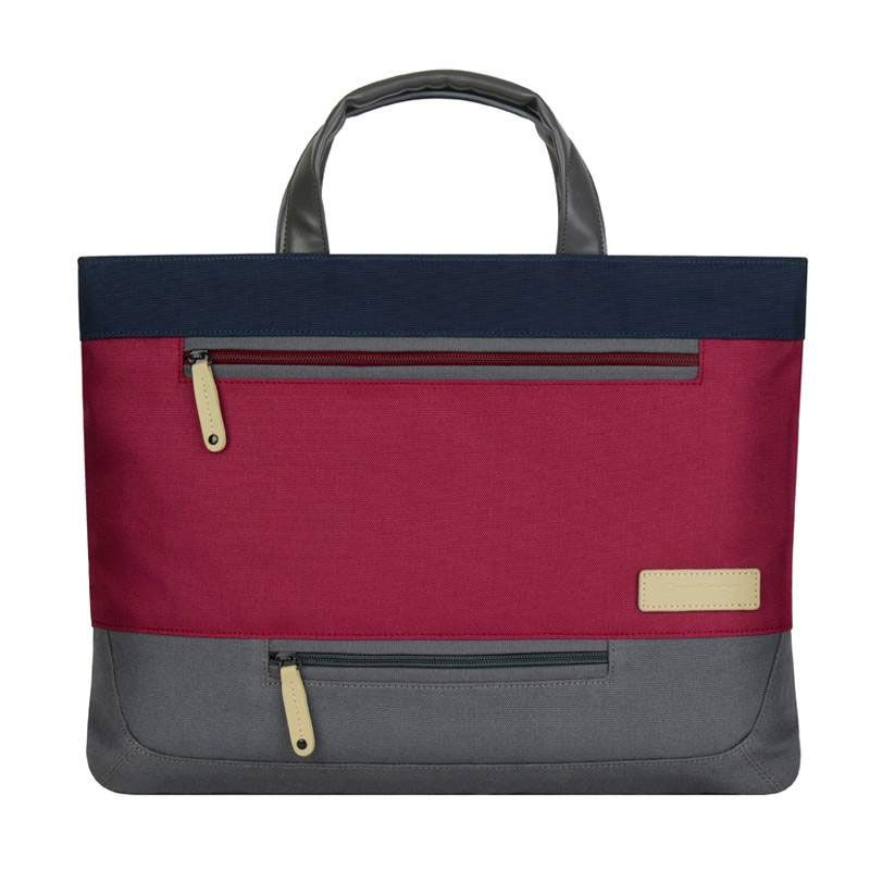 Cartinoe Preppy Tote Multi Colour Tas Laptop [11-13.3 Inch]