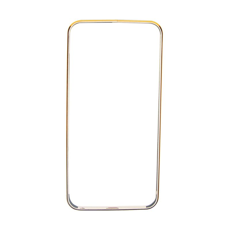 Fashion Luxury Bumper for iPhone 6 Gold