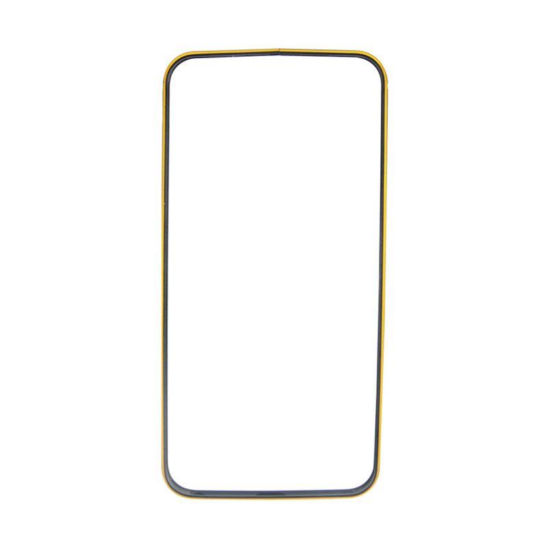 Fashion Luxury Bumper for iPhone 6 Hitam