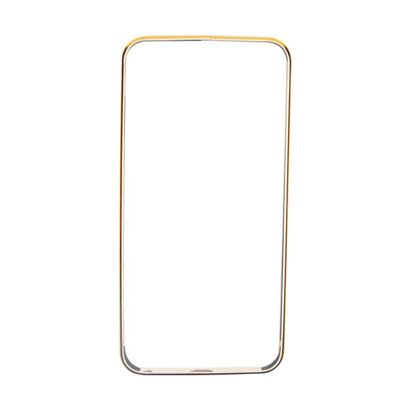 Fashion Luxury Bumper for iPhone 6 Plus Gold