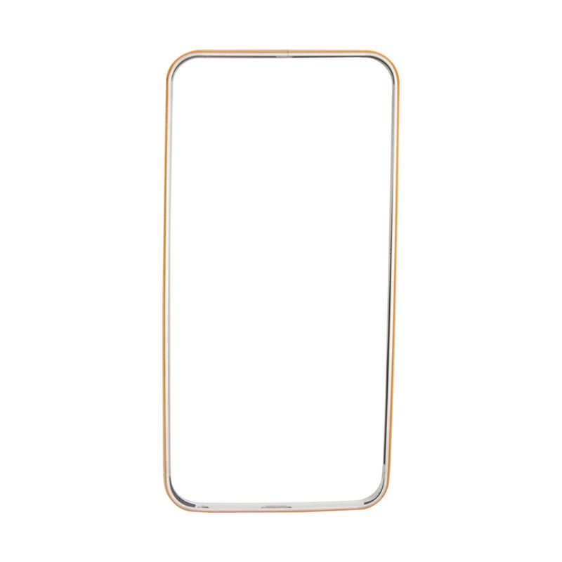 Fashion Luxury Bumper for iPhone 6 Plus Silver