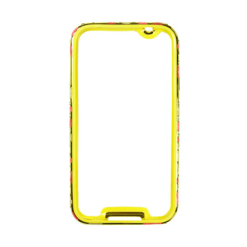 Fashion Metal Bumper For Samsung Galaxy Note 3 Gold Frame 3 Colour
