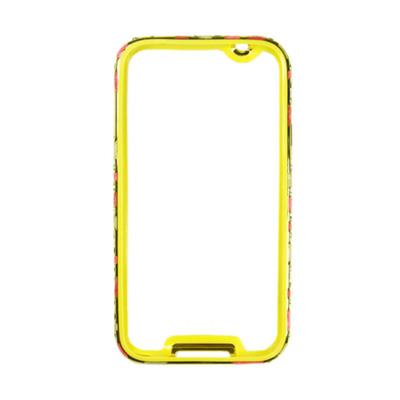 Fashion Metal Bumper For Samsung Galaxy S5 Gold Frame Three Color