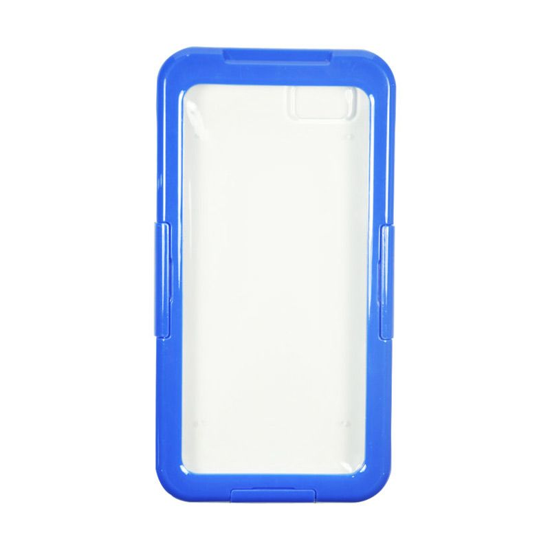 Fashion Waterproof Shell Case for iPhone 6 Blue