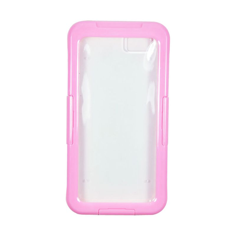 Fashion Waterproof Shell Case for iPhone 6 Pink