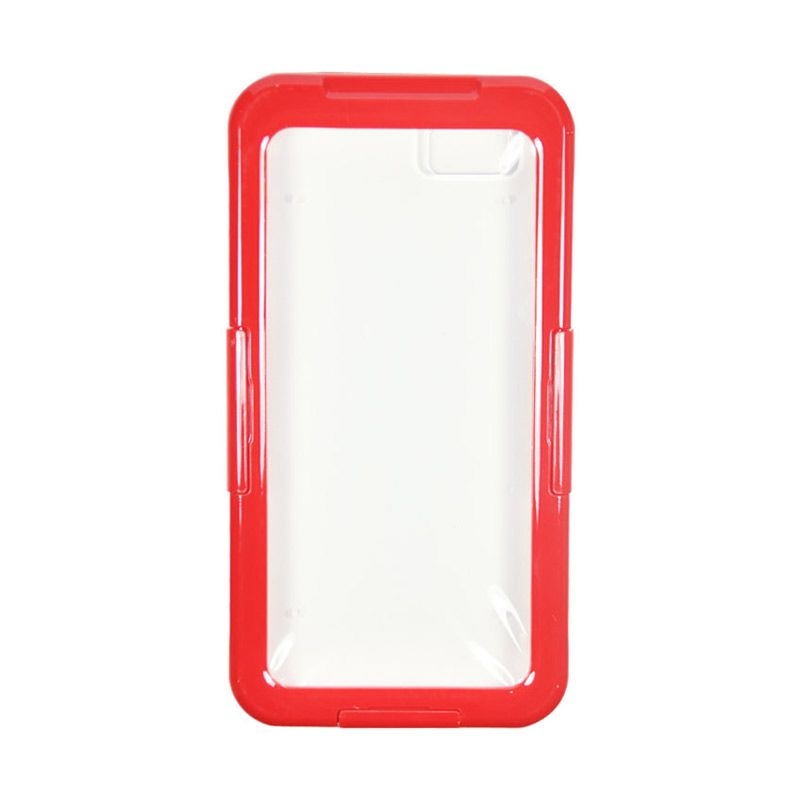 Fashion Waterproof Shell Case for iPhone 6 Red